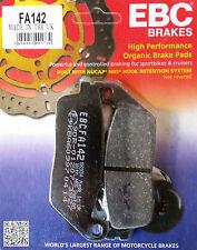 EBC/FA142 Brake Pads (Front) - Suzuki GSF600 Bandit, RF600, AN650 Burgman, GW250