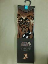 New Star Wars Boys Chewbaca socks by stance.