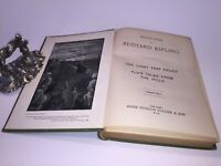 Selected Works of Rudyard Kipling, Volume II HC PF Collier NY 1st Edition, 1900