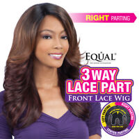 Freetress Equal Synthetic 3 WAY PART Lace Front Wig - MARVEL