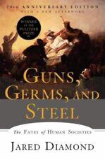Guns, Germs, and Steel von Jared Diamond (Buch) NEU