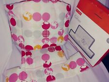 2  Stokke Cushion Sets for Tripp Trapp High Chair