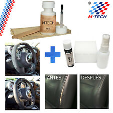 KIT RESTORATION SEAT STEERING WHEEL LEATHER LIQUID+COLORANT + FIXATIVE BMW E34