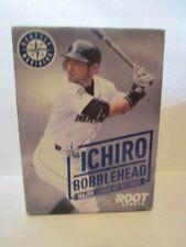 Ichiro Suzuki Double Bobblehead 262 Hits (2004) & 3000 Hits (2016) - NEW IN BOX