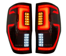 *LED* HIGH PERFORMANCE TAIL LIGHT LAMP ( 3D SMOKED) for FORD RANGER PX 2011-2020