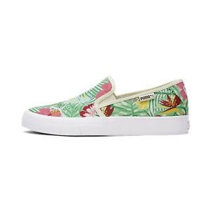 PUMA Women's Bari Cat Tropical Slip-On Shoes