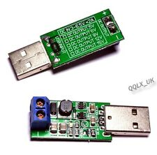 5w USB DC 5v a 12v Step Up Boost modulo cari Wireless Controller Caricatore solare