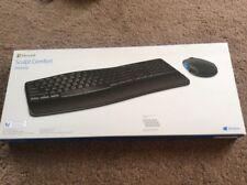 Microsoft Wireless Sculpt Comfort Desktop Tastatur und Maus set, Neu. QWERTZ