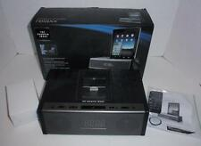 The Sharper Image ESI-B622 Relaxx iPod/iPhone/iPad/FM Sound System w/Dual Alarms