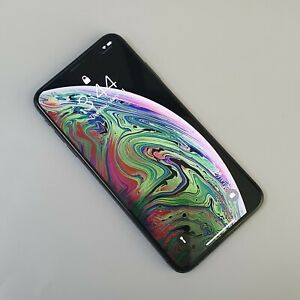 APPLE iPhone XS Max Grey A2101 256GB Unlocked Single sim Very Good condition