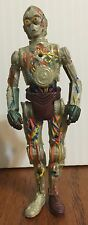 "Star Wars 3 3/4"" C-3PO Action Figure (Hasbro; 2001)"