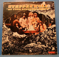STEPPENWOLF AT YOUR BIRTHDAY PARTY LP 1969 ORIGINAL PRESS PLAYS GREAT! VG/VG!!B