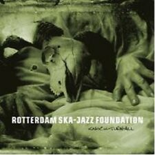 ROTTERDAM SKA-JAZZ FOUNDATION - KNOCK TURN ALL 10  CD NEU