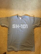 Roland SH-101 Vintage Synth T-shirt Men's size Medium