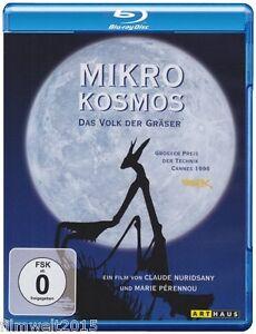 Mikrokosmos - Das Volk der Gräser [Blu-ray/NEU/OVP] Doku der Biologen Claude