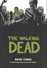 Graphic Novel - Image Comics - THE WALKING DEAD: Book Three - HARDCOVER