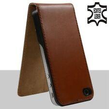 Étuis, housses et coques etuis, pochettes marron Apple pour téléphone mobile et assistant personnel (PDA)