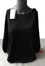 Armani Collezioni women's black top size 36IT(XS)* - Made in Italy