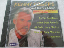 Kenny Rogers and the first edition-CD NEW & SEALED NUOVO & OVP - 1997 COMET RARE