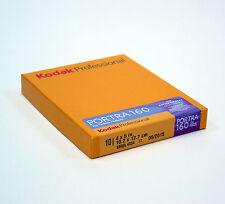"""Kodak Portra 160 4x5"""" Colour Film.( 10 Sheet ). Brand New. #Filmisnotdead"""
