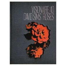 VISIONAIRE ROSES #40 by DAVID SIMS, w/signed print. New Shrink Wrapped & boxed