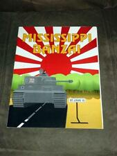 XTR Corp 1990 - MISSISSIPPI BANZAI game - Alternative History in WW2 (Unpunched)