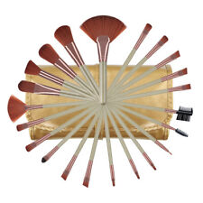22Pcs Pro Makeup Brushes Set Foundation Powder Eyeshadow Kabuki Tool Gold Kit