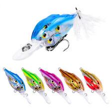 5 couleurs de vie comme la pêche Swimbait Lure Ball Crankbait Crankbaits Tackle