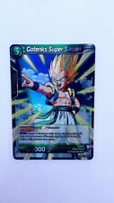 BT1 070 R CARTE DRAGON BALL SUPER CARD GAME GALACTIC BATTLES FRANCAISES