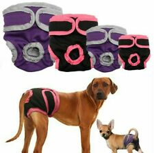 Female Dog Shorts Comfortable Cotton Adjustable Pet Puppy Physiological Pants