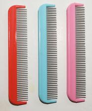 Pet Comb Detangling Rotating Teeth Red,Blue,Pink