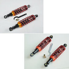 """AMO 11"""" 280mm Pair Rear Shock Absorbers For Motorcycle Honda 50cc 150cc Scooter"""