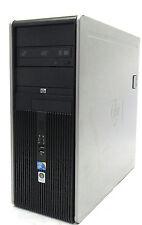 HP Dc 7900 Tower Core 2 Duo Dual Core 3.0Ghz 8GB 1TB DVD Windows 10 Pro 64 Bit