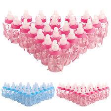 24er Milchflasche Babyflasche Taufe Geburt Tischdeko Babyshower Gastgeschenk