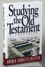 Studying the Old Testament: A Companion (0687646235) With CD