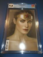 Wonder Woman #765 Middleton Variant CGC 9.8 NM/M Gorgeous Gem Wow