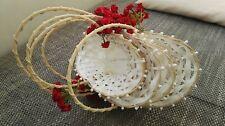 Blumenmädchen Körbchen 5 Stück