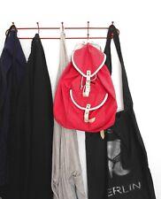 dab95ca61 Rucksack 70er pink Stoff Festival Hippie klein TRUE VINTAGE 70s backpack  small