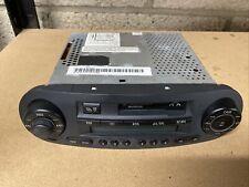 VOLKSWAGEN BEETLE MK2 RADIO HEAD UNIT TAPE PLAYER INC CODE 1C0035186 00 - 10