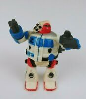 Vintage 1993 Z-bots Micro Machines Ripcage Figure Galoob