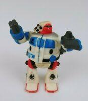 Vintage 1993 Z-bots Micro Machines Ripcage Figure Galoob