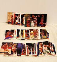 Washington Bullets NBA Basketball Cards, 41 ORIGINAL Cards Gheorghe Muresan