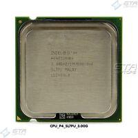 Intel Pentium 4 530/530J 3.0GHz SL7PU LGA775 CPU Working Pull
