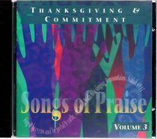 Songs Of Praise Volume 3 - MUSIC CD