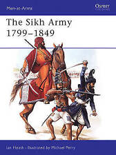 The Sikh Army, 1799-1849 by Ian Heath (Paperback, 2005)