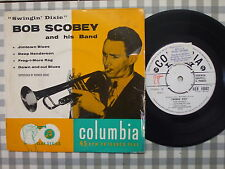 SEB 10082 Bob Scobey & His Band - Swingin' Dixie