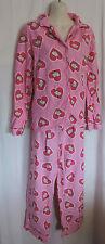 Flannel Animal Print Sleepwear for Women