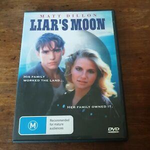 Liar's Moon DVD R4 Like New! FREE POST