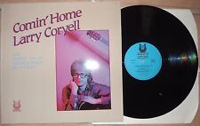 Larry Coryell ‎- Comin' Home RARE FRA 1984 Jazz LP NM Condition RARE