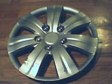 "1 Hub Cap JH-120 14"" Hubcap Wheel Cover Black"